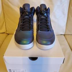 Air jordan 5 wmns oil grey