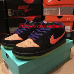 Nike sb dunk low night of misc...
