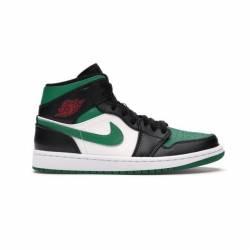 Nike air jordan 1 mid (pine gr...
