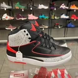 Nike air jordan 2 ii retro inf...