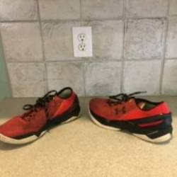 Under armour curry two low - hook