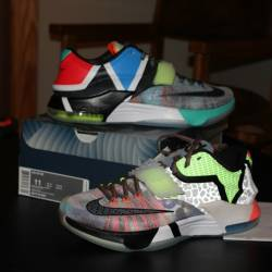 Nike Kd 7 What The Kd ...
