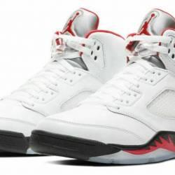 Air Jordan 5 Retro Fire ...