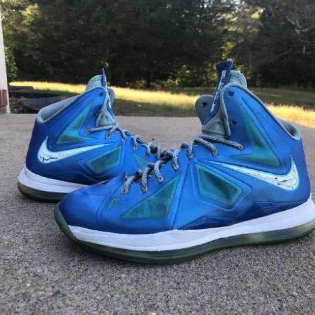 2012 Nike Lebron 10 \