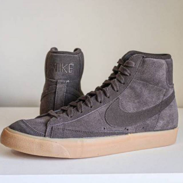 Nike Blazer Mid 77 Suede Velvet Brown
