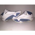 Nike Air Jordan Retro 21 Low University Blue SIlver Size 6