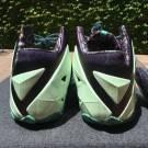 Nike Lebron XI 11's, Gator King, All Star, Gumbo, 2014.  Size 12
