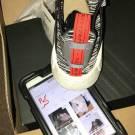 Adidas xr1 glitch black white 10.5