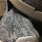 Adidas NMD R_1 PK Primeknit Grey/White Tri-Color 7.5-11US