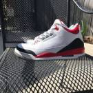 Air Jordan 3 - Fire Red