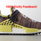 Pharrell x adidas NMD Hu Trail Multicolor