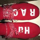 Pharrell X Adidas NMD Human Race  scarlet red