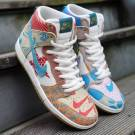 Thomas Campbell x Nike SB Dunk High Premium