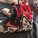 Nike Lebron 11 - Graffiti