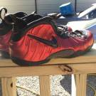 Nike Air Foamposite Pro - University Red