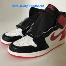 Air Jordan 1 Retro High OG Track Red