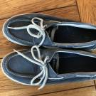 Sperry Topsiders Blue Size 11