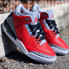 "Air Jordan 3 ""Red Cement"""
